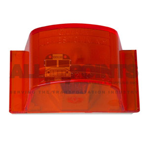 RED MARKER LIGHT LAMP; MODEL 12