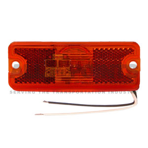RED MARKER LIGHT MODEL 18 LED