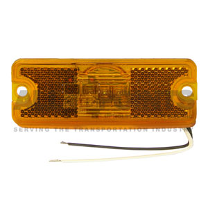AMBER MARKER LIGHT MODEL 18 LED