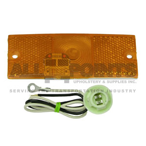 AMBER MARKER LIGHT MODEL 18 BULB REPLACEMENT