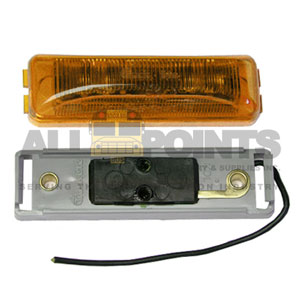 AMBER MARKER LIGHT MODEL 19 LED
