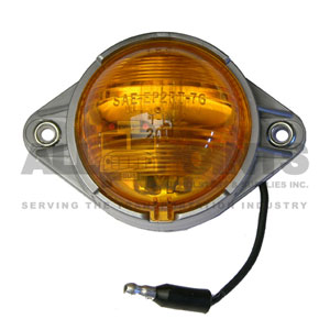 BEEHIVE STOP/TAIL LIGHT, 1 WIRE, MODEL 20