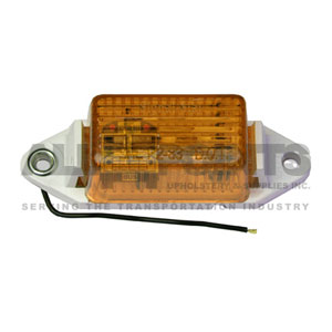 AMBER MARKER LIGHT LAMP, MODEL 26