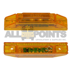 AMBER MARKER LIGHT MODEL 35