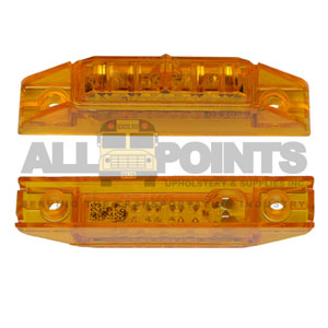 AMBER MARKER LIGHT MODEL 35 5-DIODE