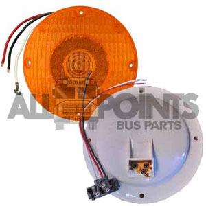 "7"" LIGHT ASSY AMBER"