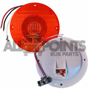 "7"" LIGHT ASSY RED"
