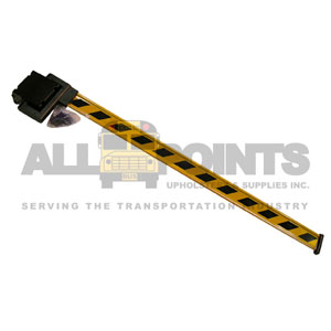 SAFETY CROSSING ARM ASSEMBLY