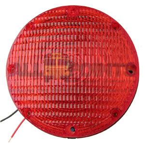 STOP & TURN SIGNAL, RED, 1157 BULB
