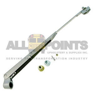 ADJUSTABLE WIPER ARM, HEAVY DUTY