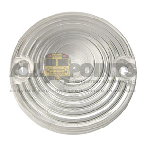 CLEAR LENS FOR STEPWELL LIGHT