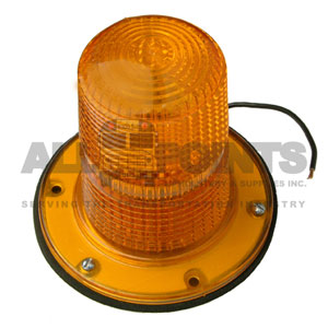 360° WARNING LAMP - AMBER