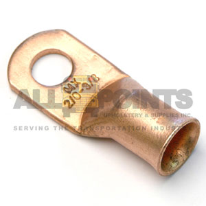 "2/0 COPPER EYELET, 3/8"" STUD"