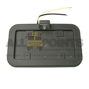 LICENSE PLATER HOLDER WITH LIGHT