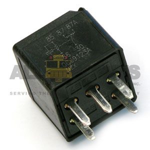 5 PRONG SIEMENS RELAY