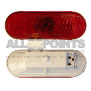 60 SERIES STOP/TAIL/TURN LIGHT, RED
