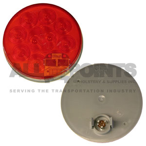 LED 40 SERIES STOP/TURN/TAIL LAMP; RED