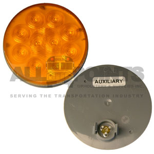 LED 40 SERIES AUXILIARY LAMP, AMBER