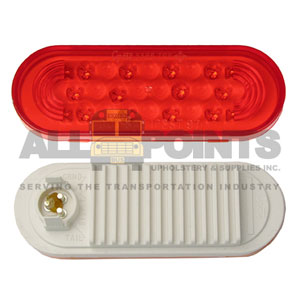 LED 60 SERIES LAMP; RED