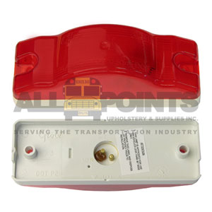 SENTRY SEALED STOP LAMP, RED