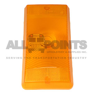 AMBER LENS FOR 460 SERIES TAIL LAMP