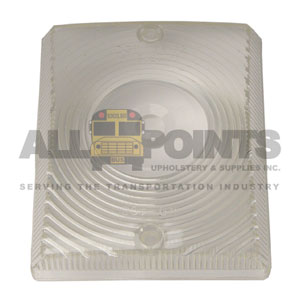 CLEAR LENS FOR 460 SERIES TAIL LAMP