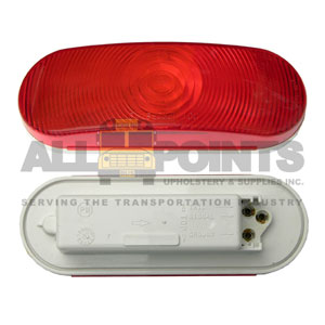 SEALED STOP/TAIL/TURN LIGHT, RED, 60 SERIES