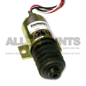 DOOR CONTROL SOLENOID, 3 WIRE