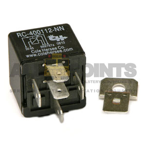 5 PRONG RELAY WITH BRACKET