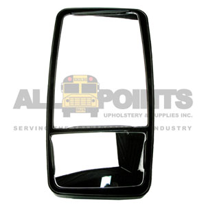 "8 X 15"" DUAL MIRROR, MANUAL, 2 POINT MOUNT"