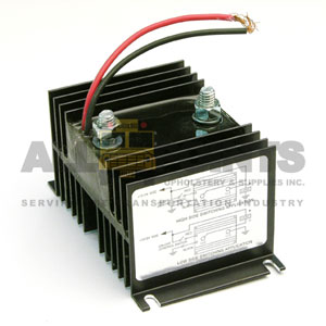 3 POST 85 AMP SOLENOID, ELECTRONIC