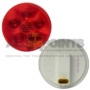 LED 44 RED, STOP/TAIL/TURN LIGHT