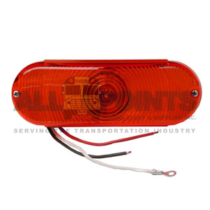 MODEL 60 STOP/TAIL/TURN LIGHT, RED