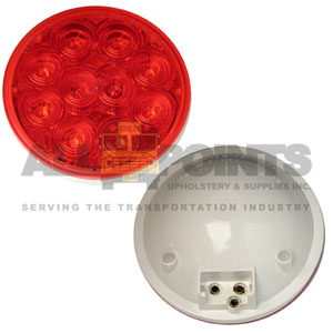 LED 40 STOP/TAIL/TURN LIGHT, RED