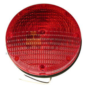 STOP OR TURN SIGNAL, RED, 1156 BULB